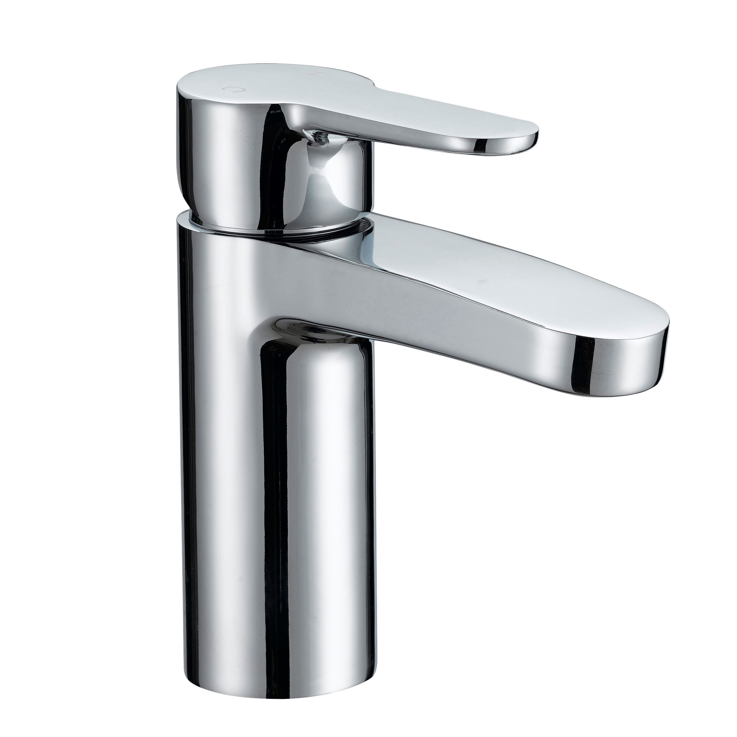 b q sinks and taps kitchen cooke amp lewis calista 1 lever basin mixer tap 7550