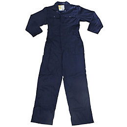 Diall Navy Boiler Suit Large