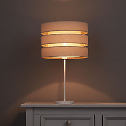 Colours Trio Cream Mini 3 Tier Light Shade