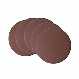 PTX Mixed Grit Grinder Sanding Sheet (Dia)115mm, Pack
