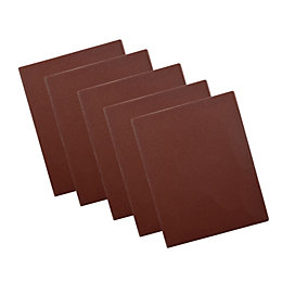 PTX 40 Grit 1/4 Unpunched Sanding Sheet (L)145mm