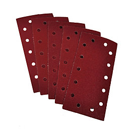 PTX 40 Grit Sanding Sheet (L)230mm (W)115mm, Pack