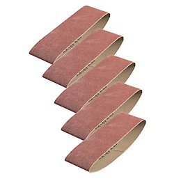 PTX Mixed Grit Sanding Belt (W) 75mm (L)