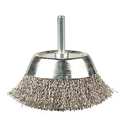 PTX Crimped Wire Brush (Dia)70mm Of 1