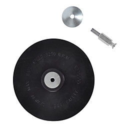 PTX Drill Sanding Plate Backing Pad (Dia)125mm Of