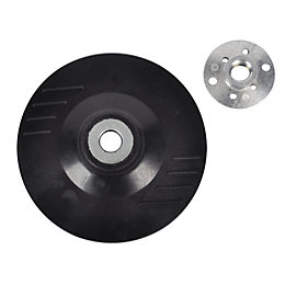 PTX Grinder Sanding Plate (Dia)125mm Of 1