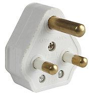 B&Q 15A 3 pin plug