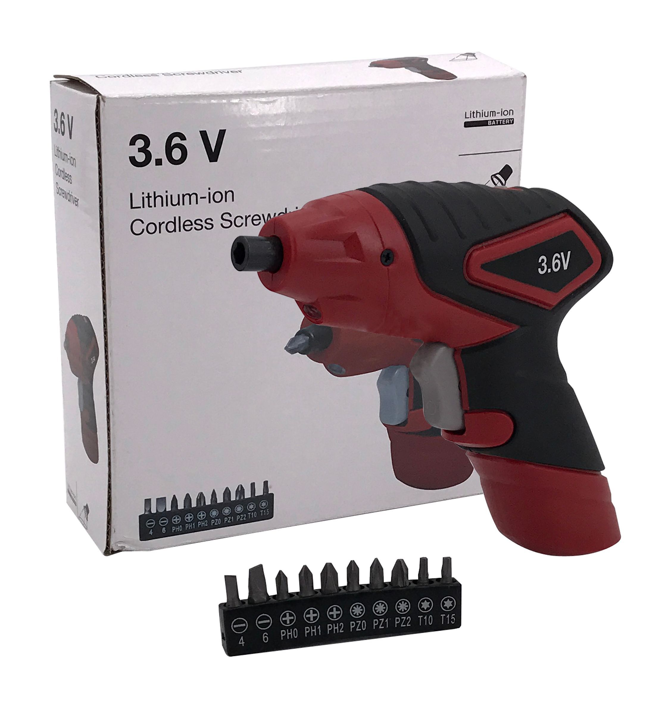 b q 3 6v li ion cordless screwdriver s003ali departments diy at b q rh diy com Philips User Guides Speaker Bt7900 Philips User Guides Speaker Bt7900