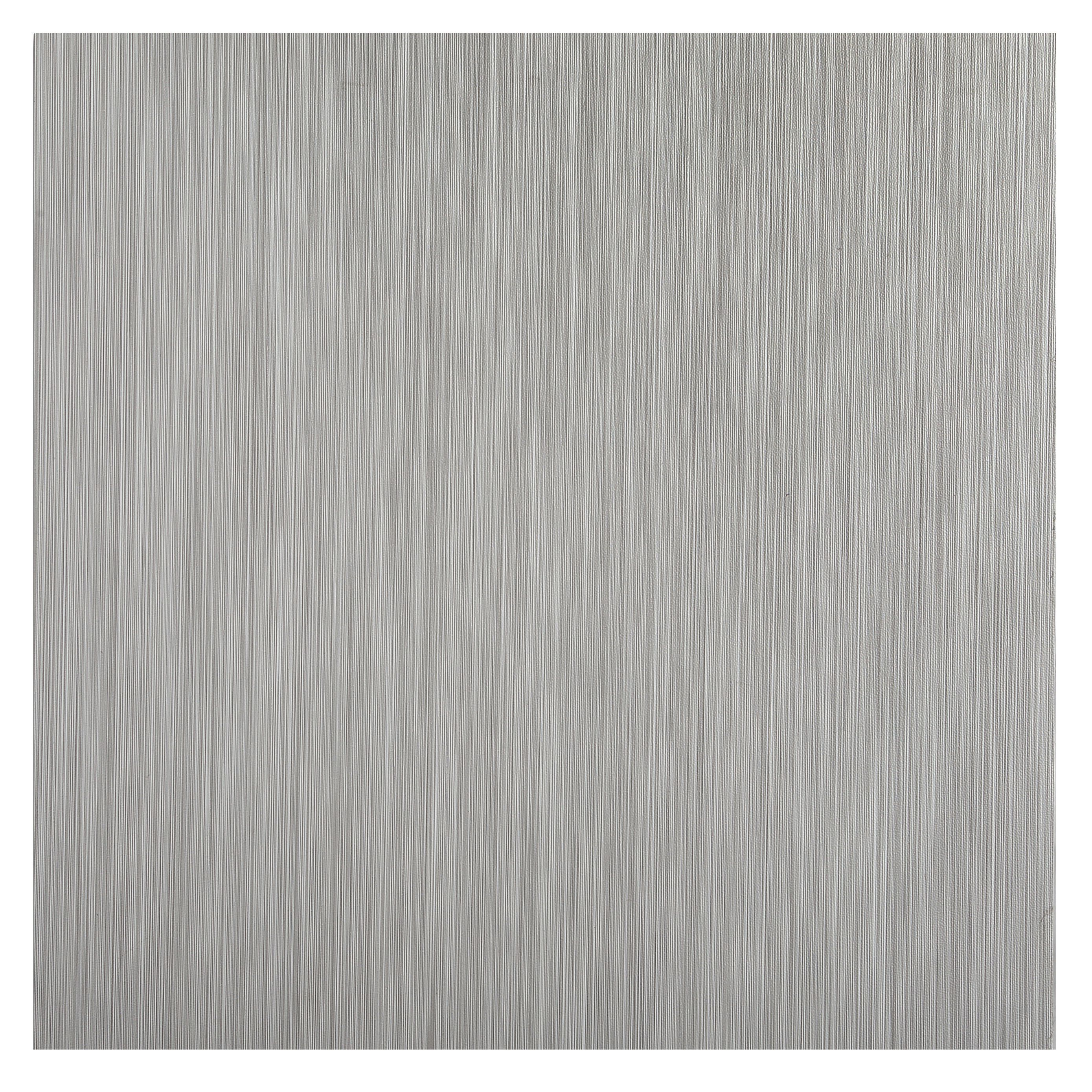 Colours Grey Brushed Self Adhesive Vinyl Tile 1.02m² Pack