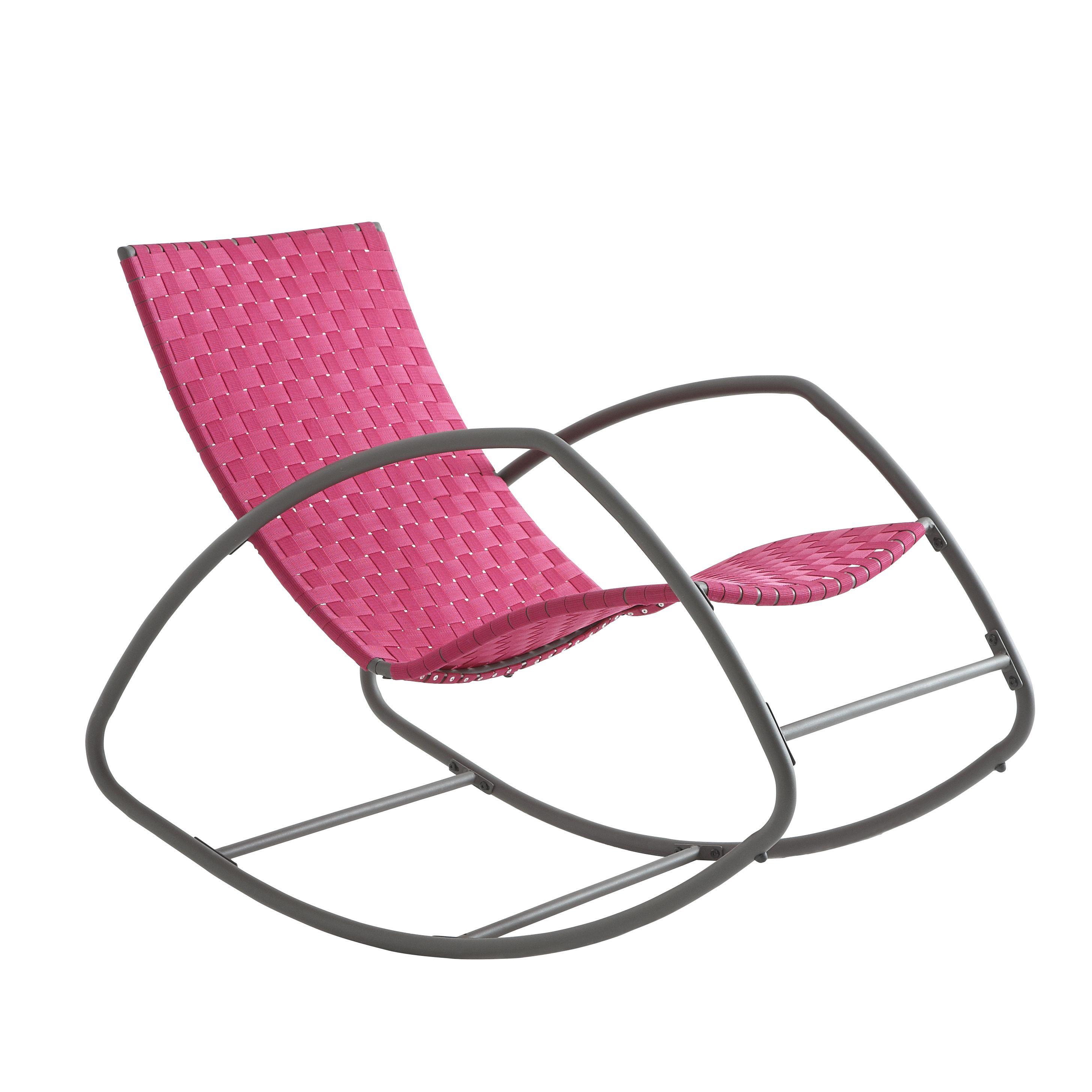Moretta Metal Rocking Chair | Departments | DIY At Bu0026Q.