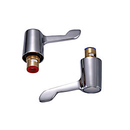 Brass Tap gland with 1/4 turn ceramic seal,