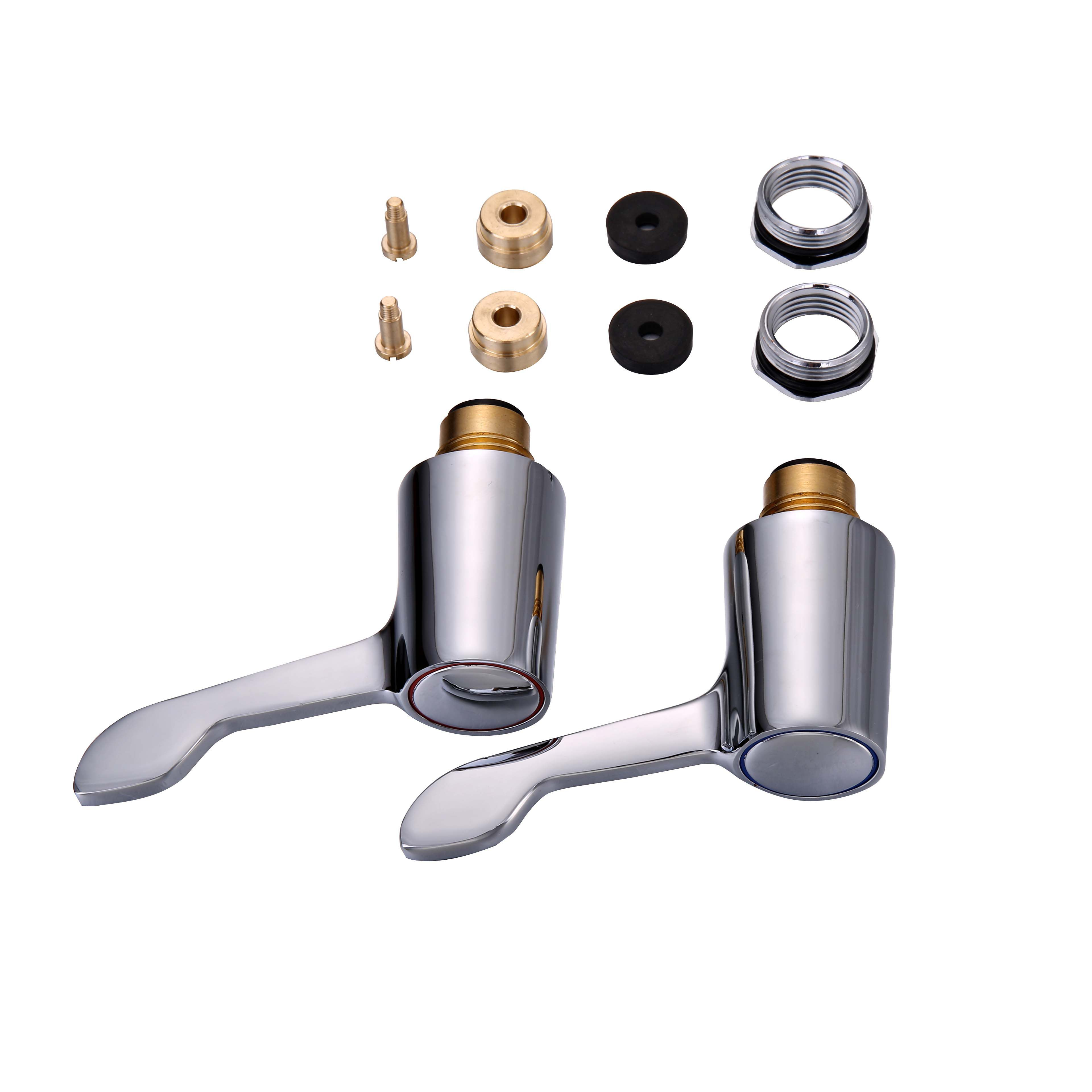 Brass Full Turn Tap Gland Set Of 2 Departments Tradepoint