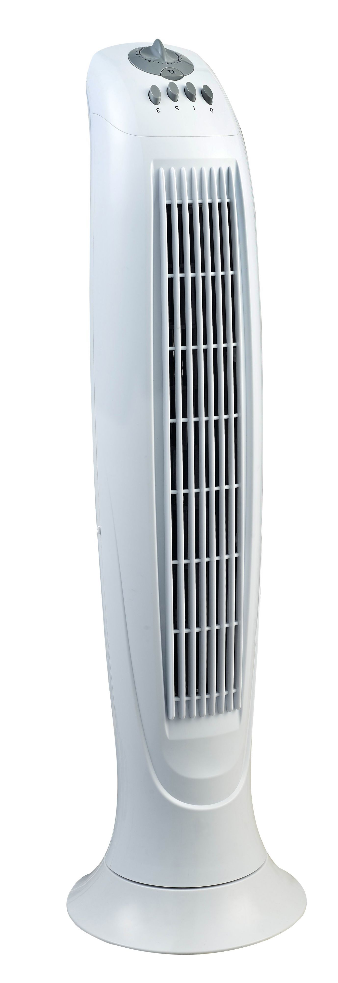 Blyss 3 speed tower Fan Instructions oscillating cooling
