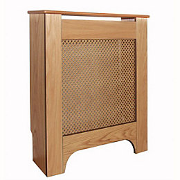 Mayfair Mini Oak Veneer Radiator Cover