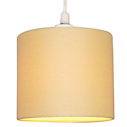Colours Briony Wheat Light shade (D)150mm