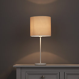Colours Haymarket Limestone Light Shade (D)200mm