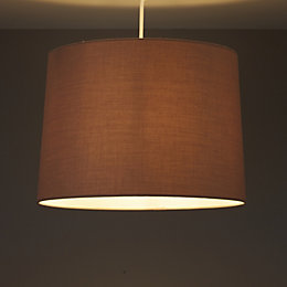 Colours Haine Taupe Light Shade (D)350mm