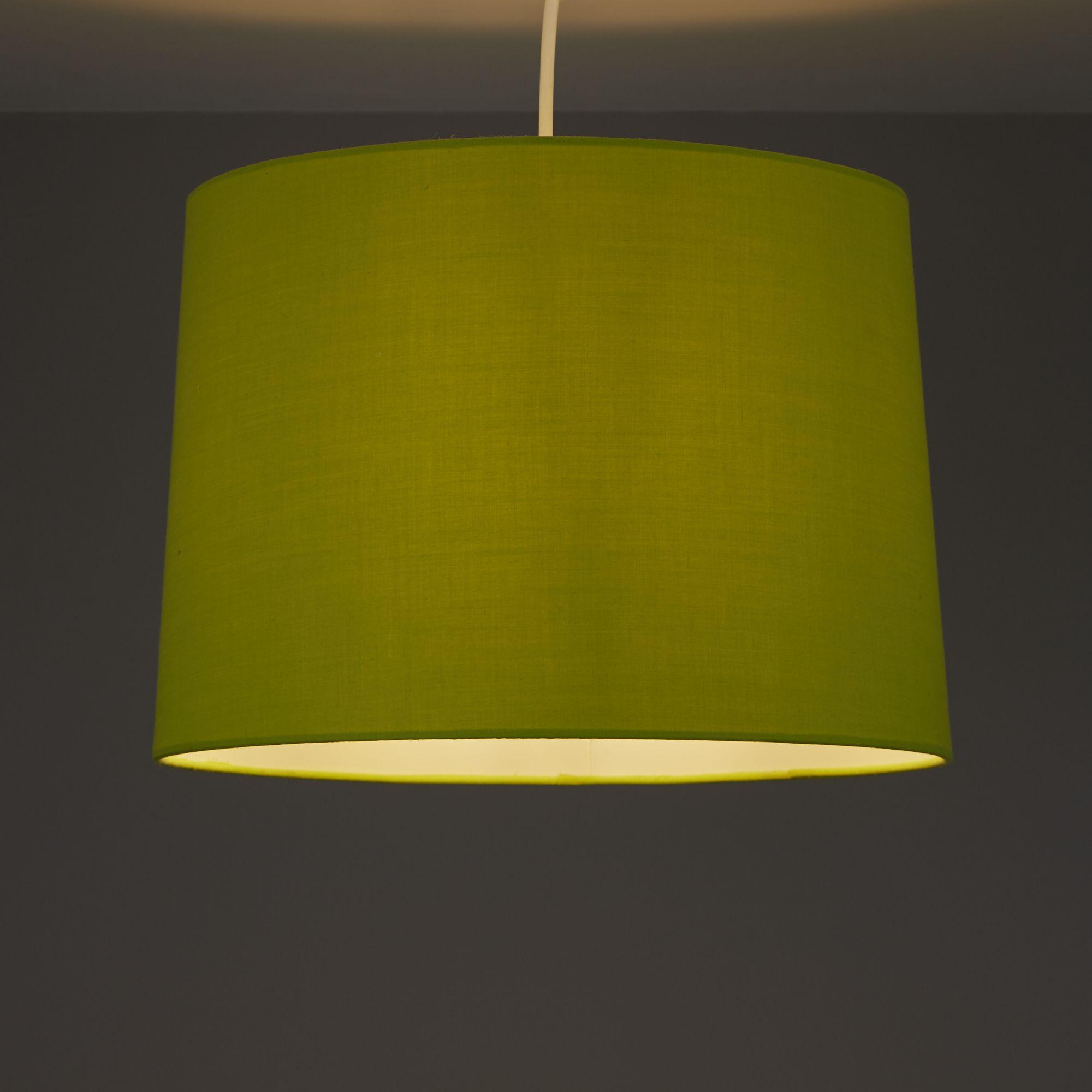 Colours Haine Cress green Light shade (D)350mm