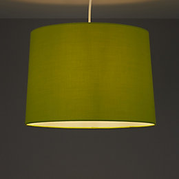 Colours Haine Cress green Light shade (D)350mm