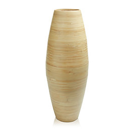 Colours Bamboo Barrel Vase