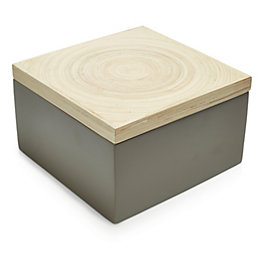 Colours Shrewmouse Bamboo Storage Box