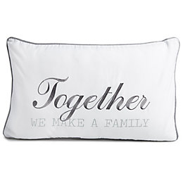 Adoris 'together We Make A Family' White &