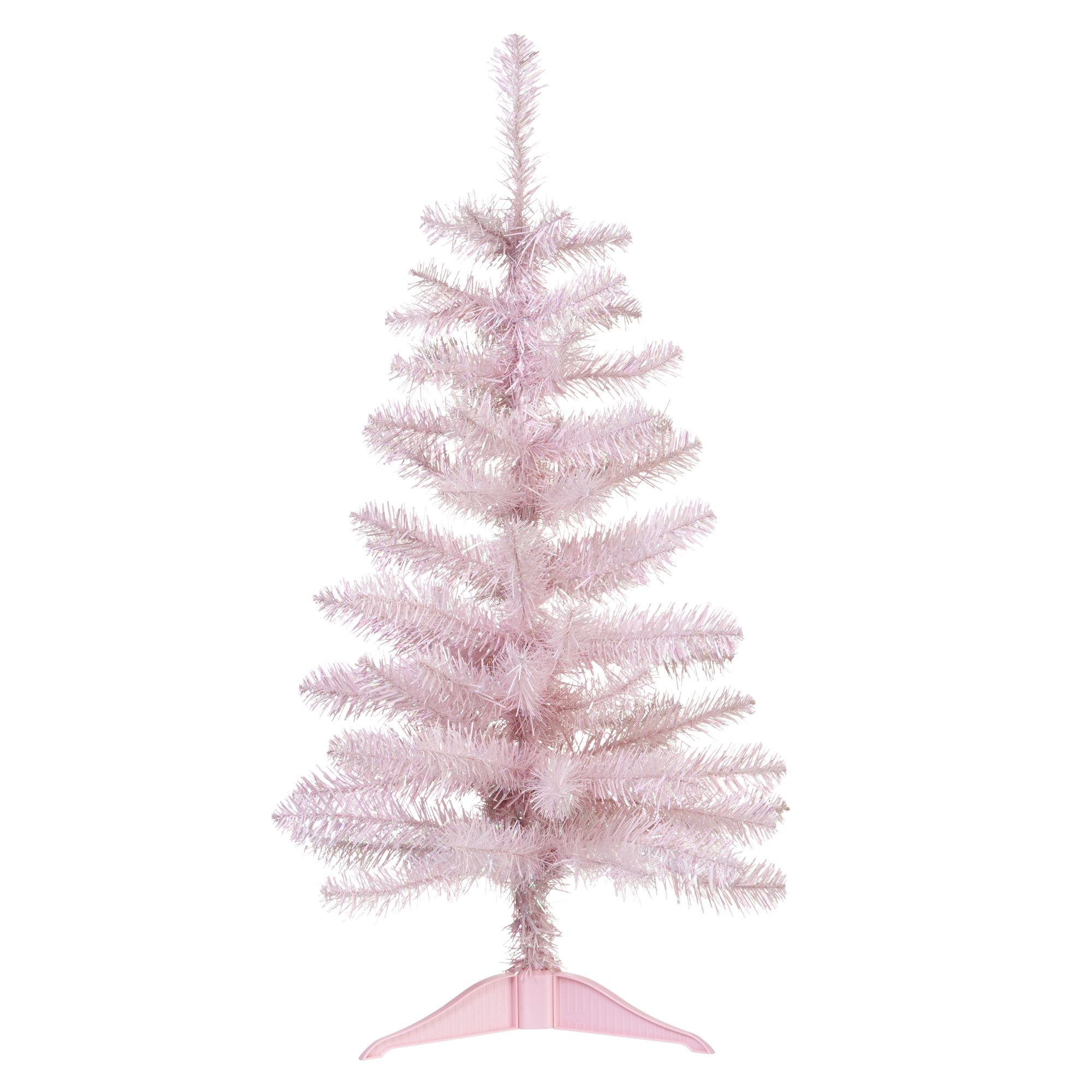3ft Pink Christmas Tree Departments Diy At B Q