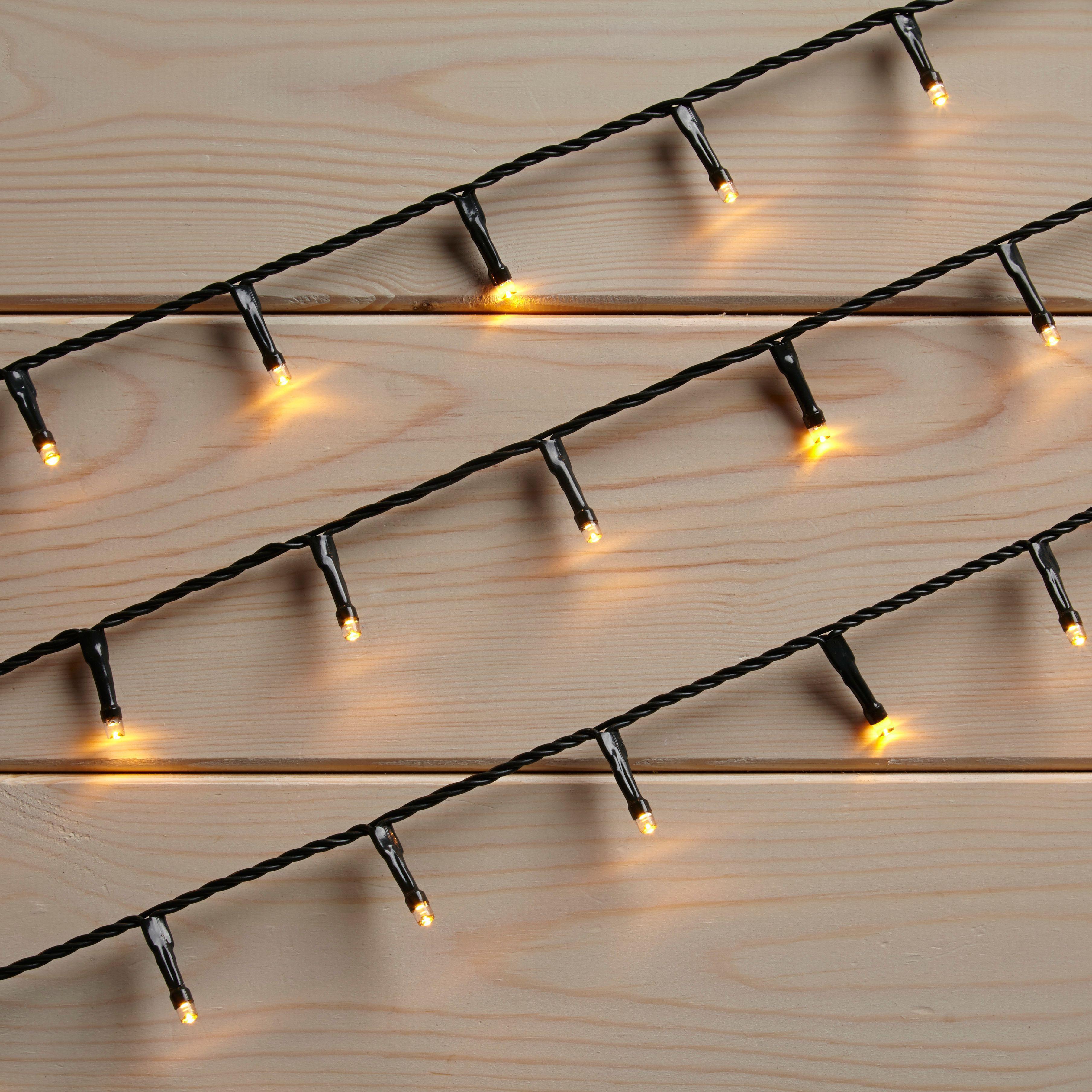 240 Soft Glow LED String Lights