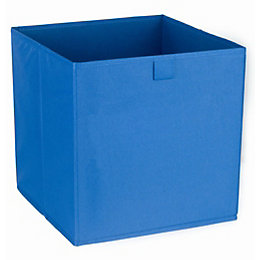 Form Mixxit Navy Storage Basket (W)310mm (L)310 mm