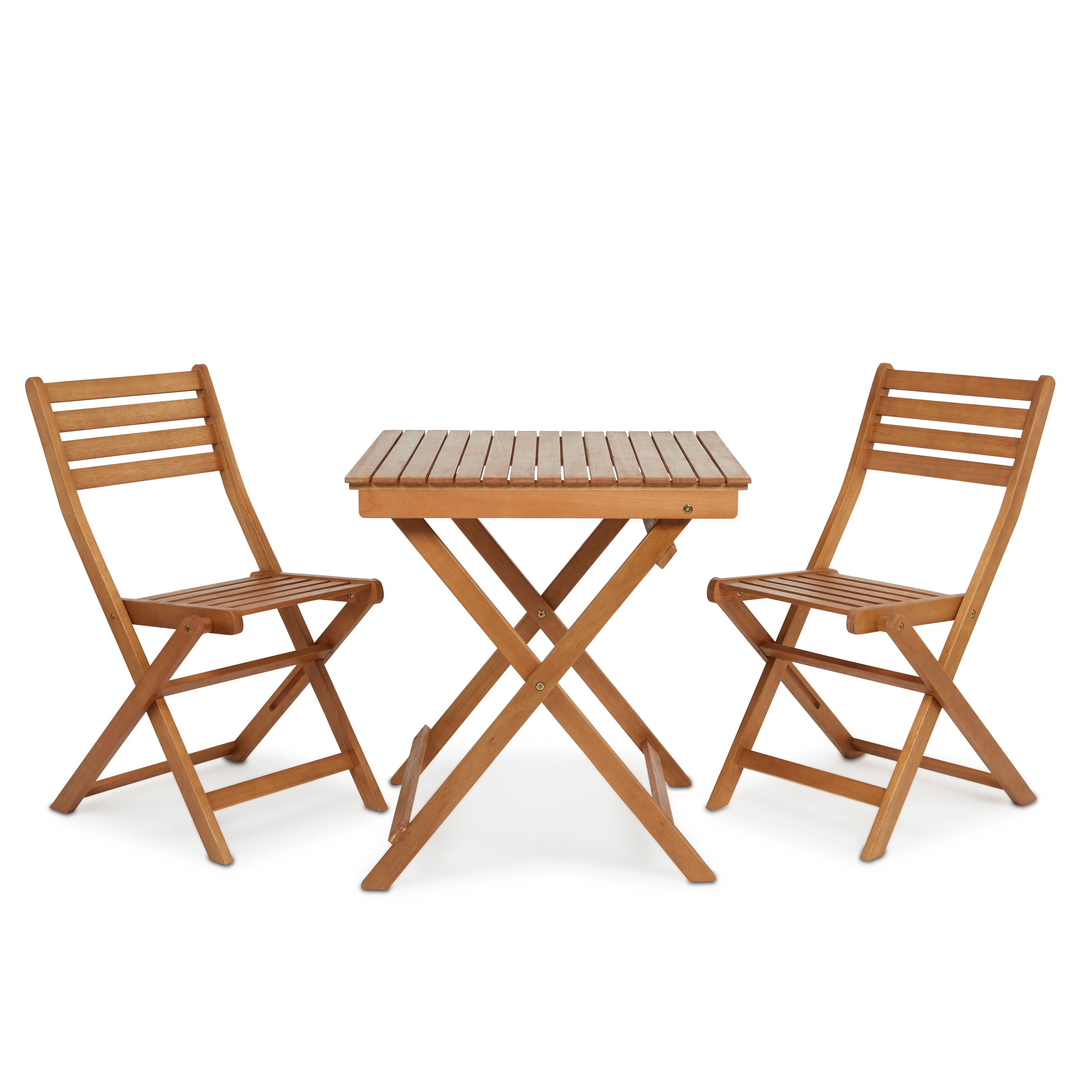 angelina wooden 2 seater bistro table chairs. Black Bedroom Furniture Sets. Home Design Ideas