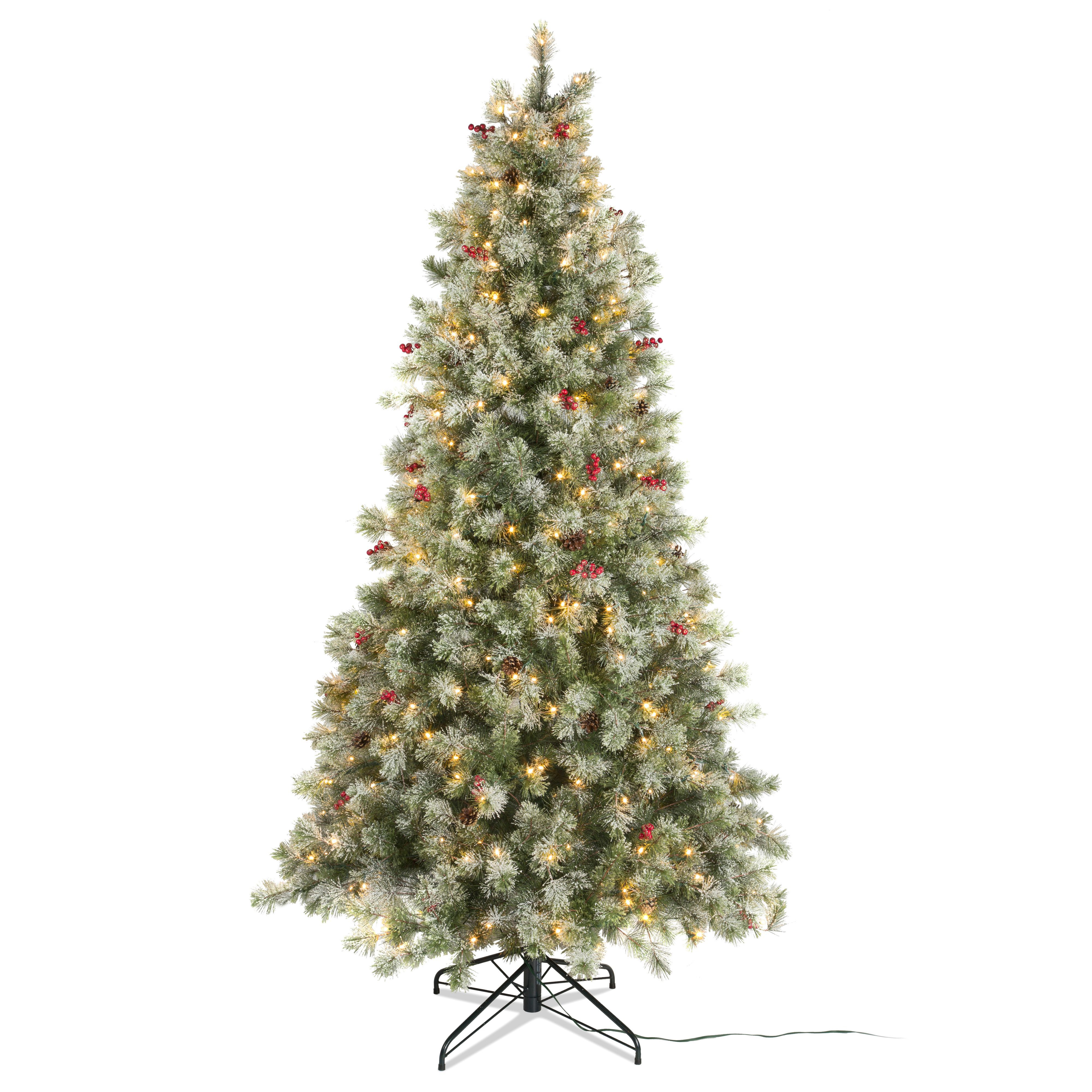 7ft 6In Fairview Pre Lit LED Christmas Tree