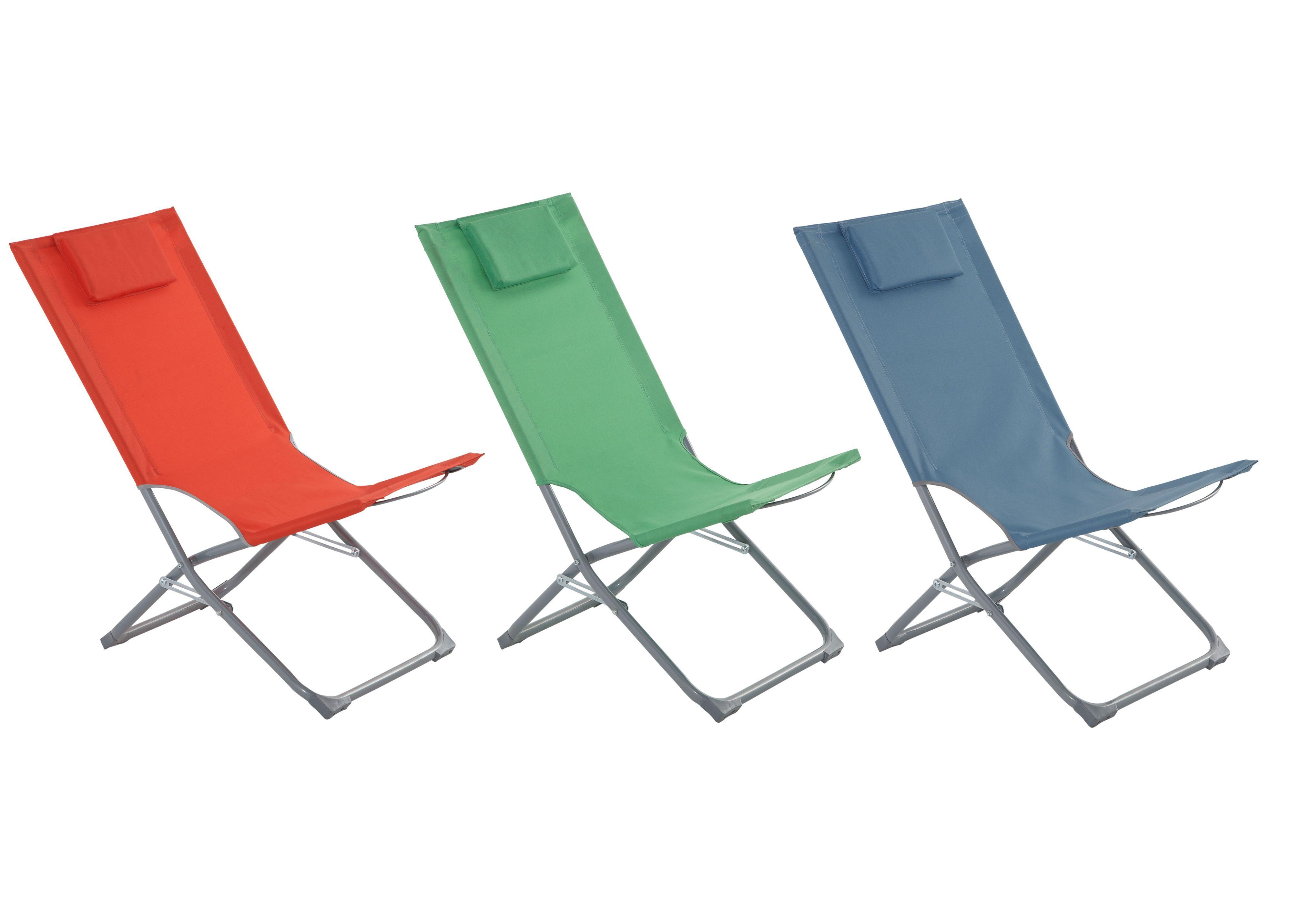 Curacao Metal Beach Chair Departments