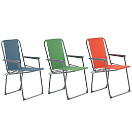 Curacao Metal Picnic chair