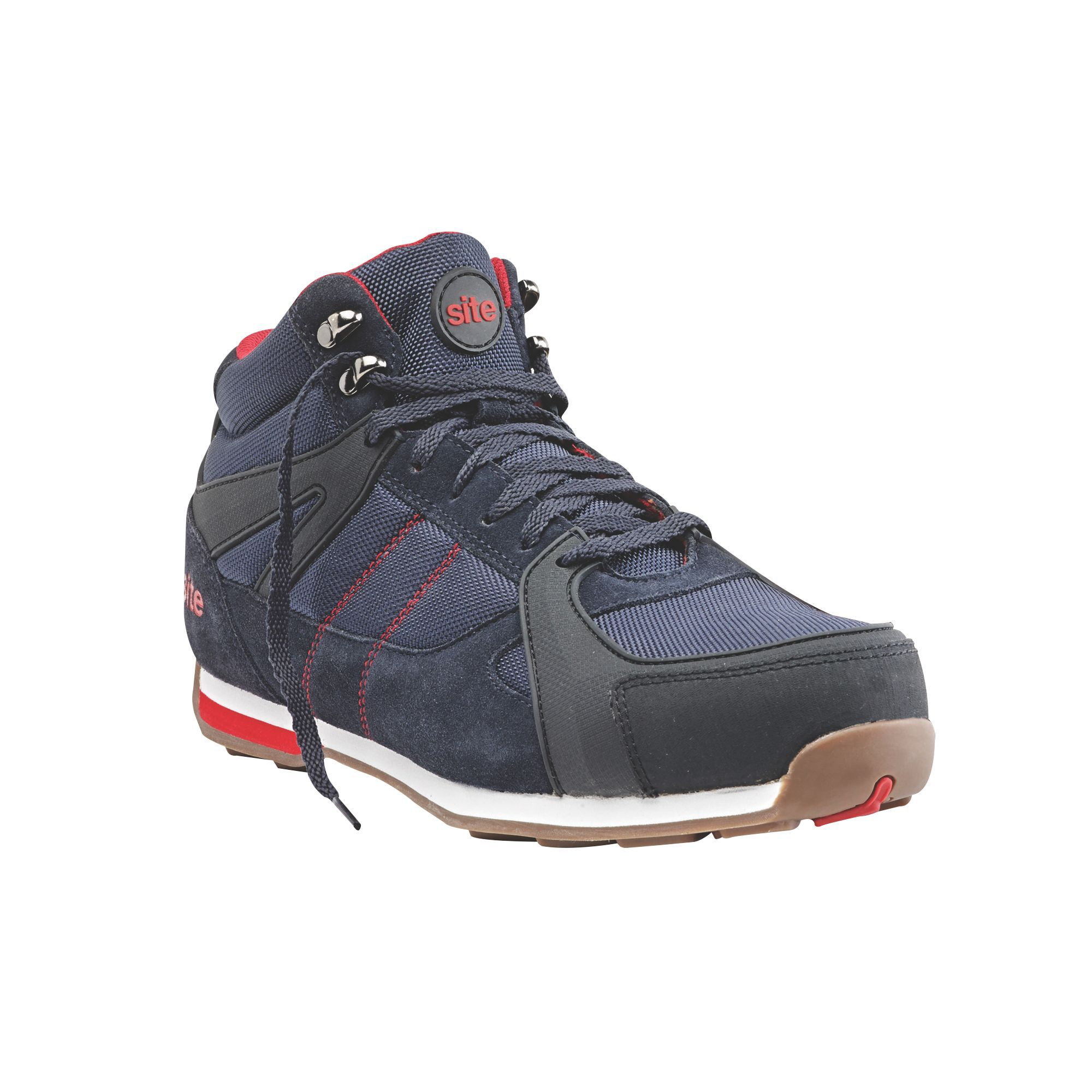 29f0ae0c26a Site Strata Navy Safety trainers, Size 9 | Departments | DIY at B&Q