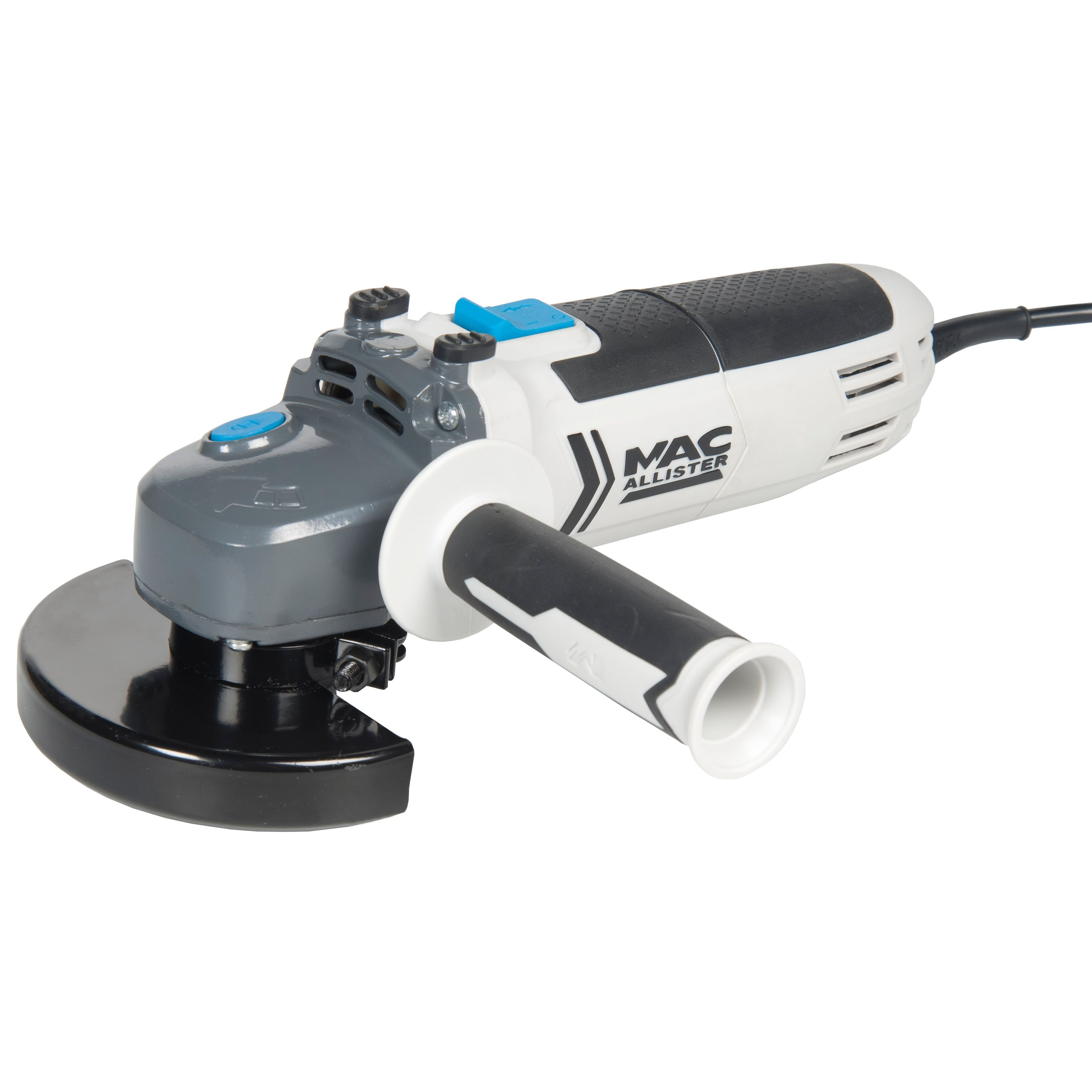 Mac Allister 750w 220 240v 115mm Angle Grinder Msag750