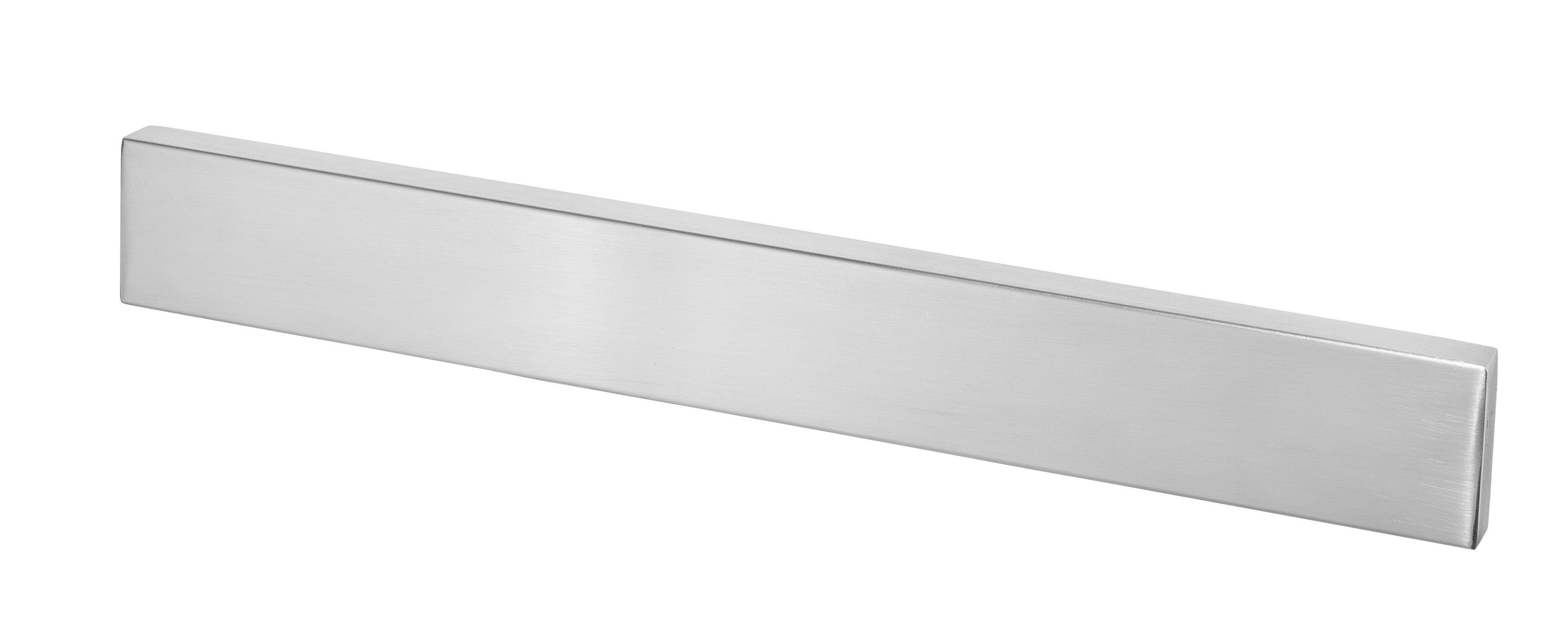 Cooke & Lewis Chrome Effect Magnetic Knife Holder | Departments | DIY at B&Q