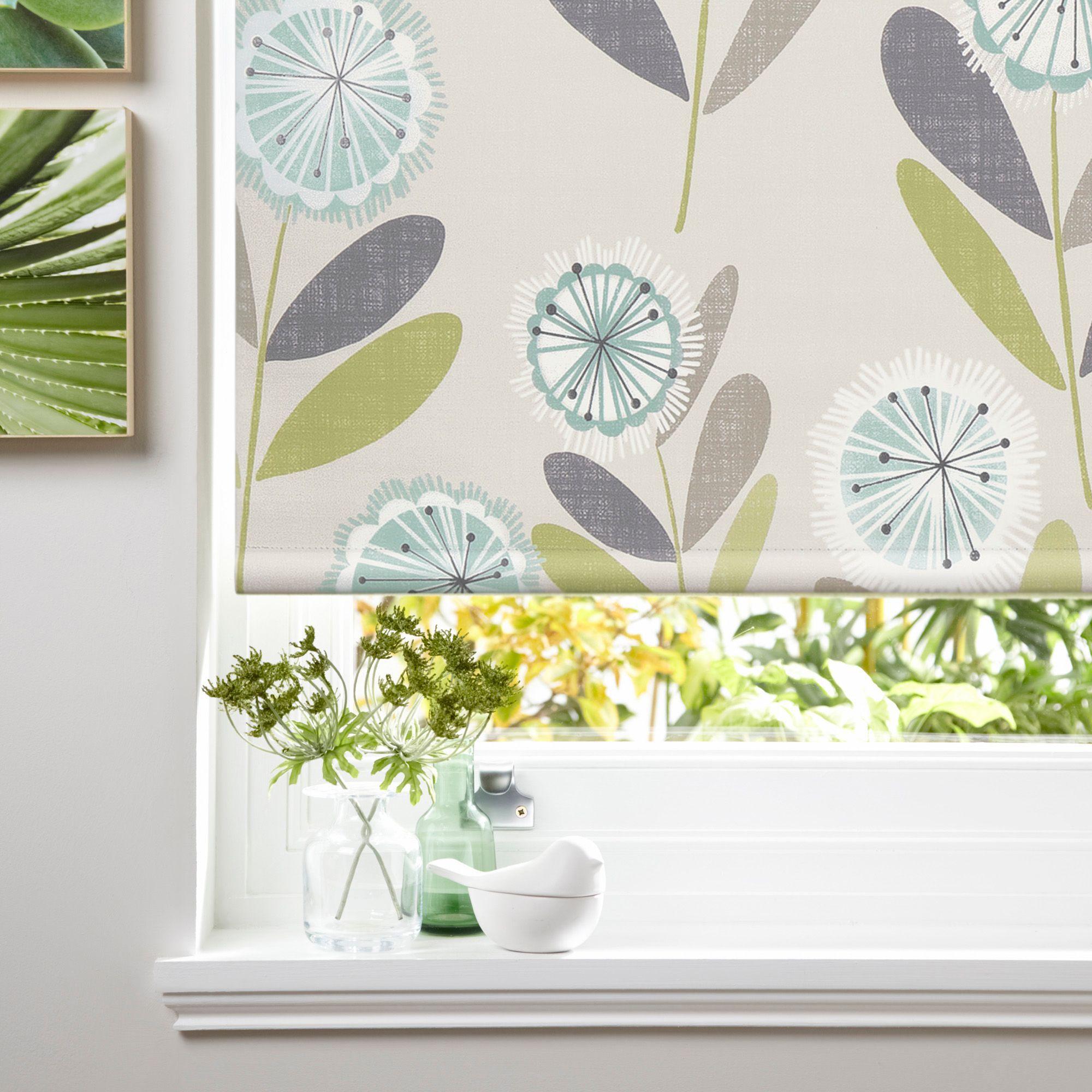 colours annelise corded alep blackout roller blind l 160. Black Bedroom Furniture Sets. Home Design Ideas