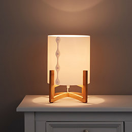 Hayden Bamboo Table Lamp