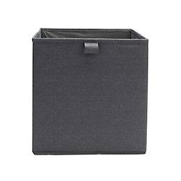 Form Mixxit Anthracite Storage Basket (W)310mm