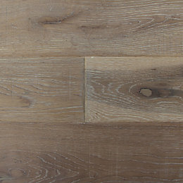 Colours Soren Antique ash Solid oak flooring 1.48