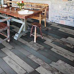 Imelda Natural Atlantis Oak Effect Laminate Flooring 0.38