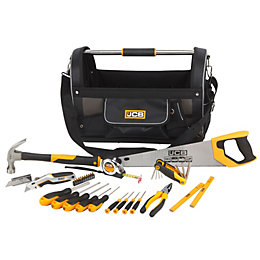 JCB 35 Piece Heavy duty Tool kit