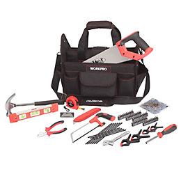 WorkPro 74 Piece Tool Kit