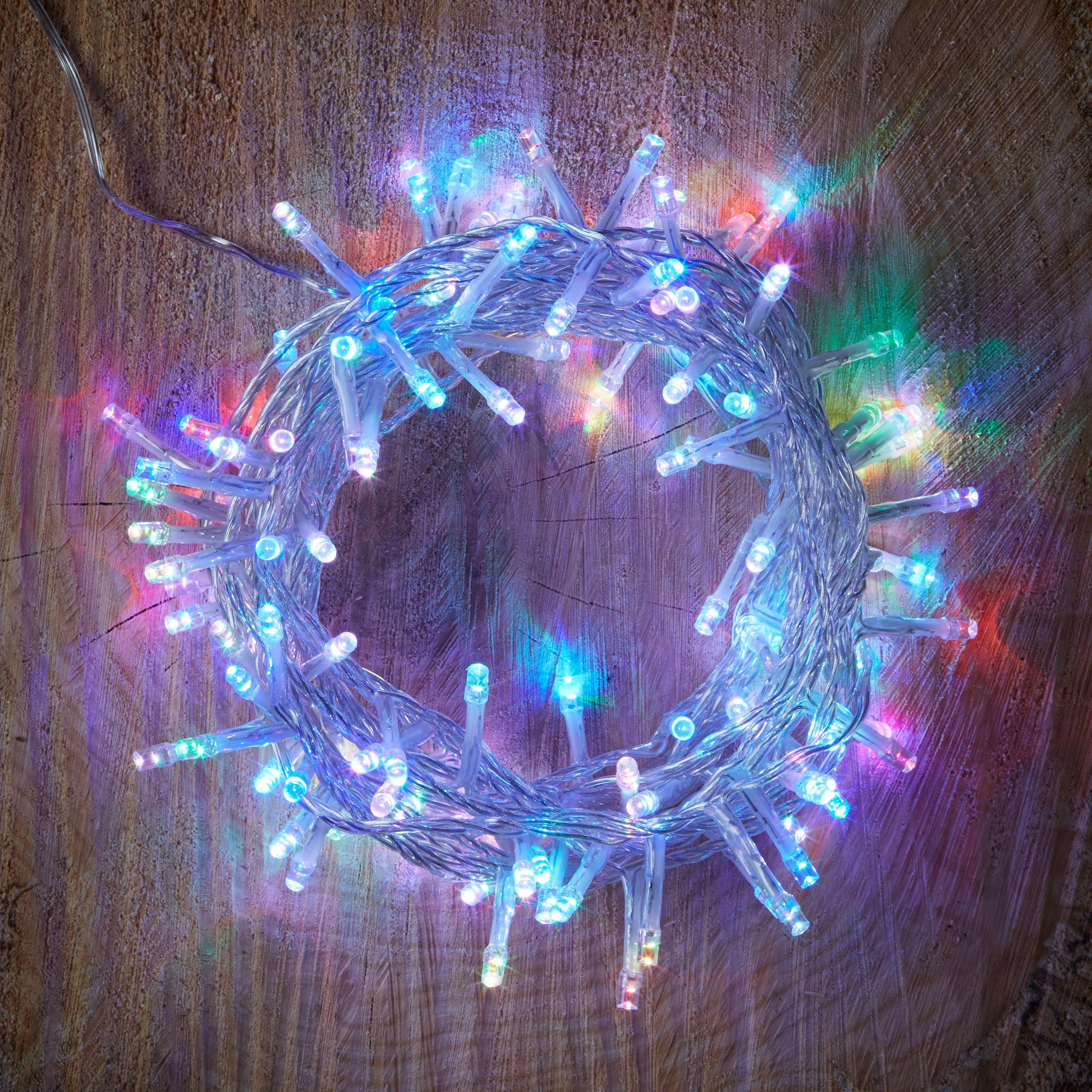 Changing Christmas Lights