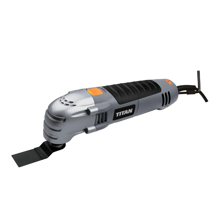 Titan 240v Corded Multi Tool Ttb740htl Departments