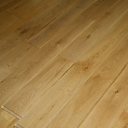 Colours Barcarolle Natural Solid Wood Flooring Sample
