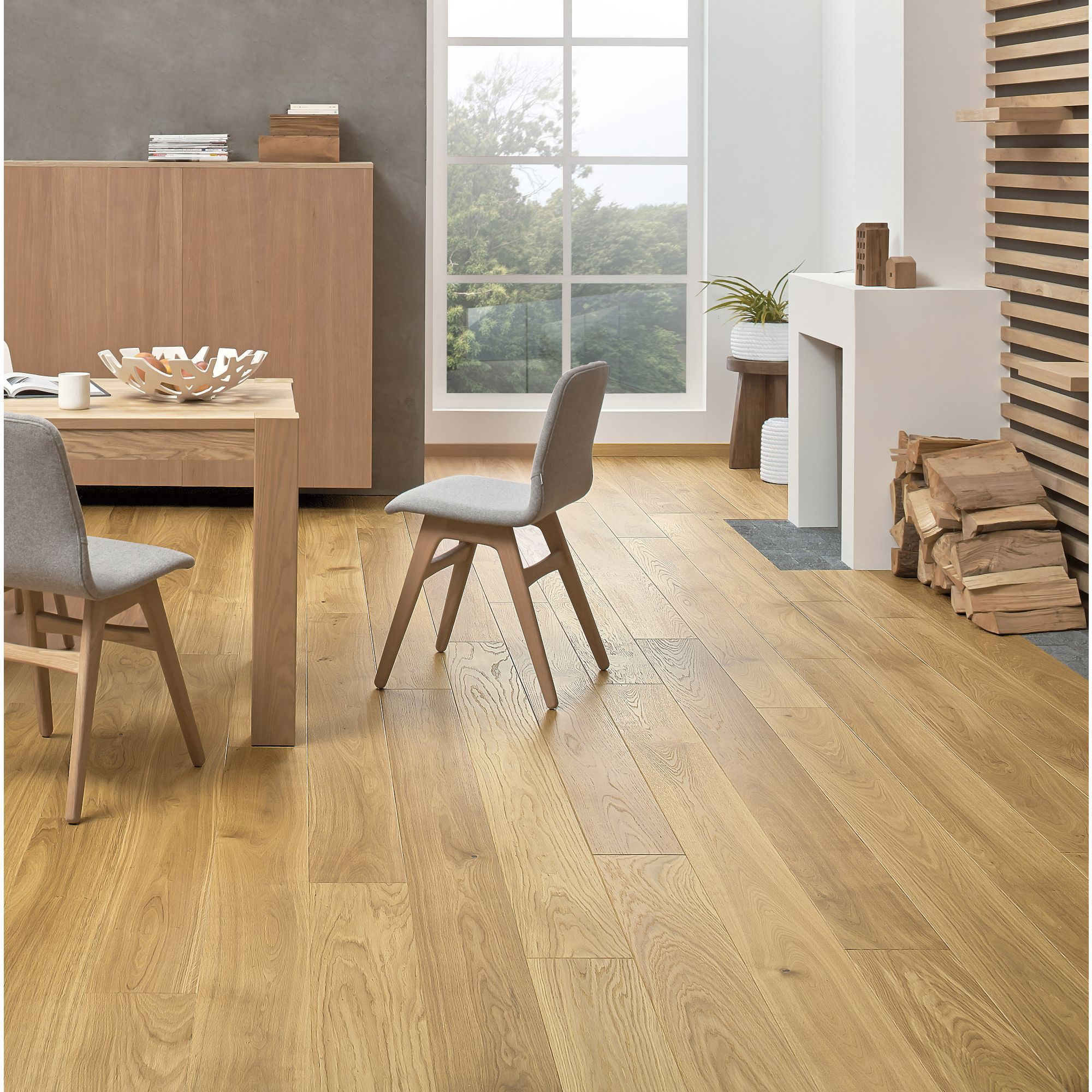 Colours Sotto Oak Real wood top layer flooring