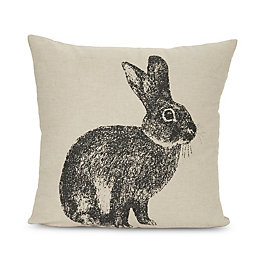 Bunny Natural Cushion