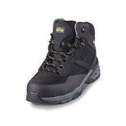 Site Black Magma Safety boot, size 9