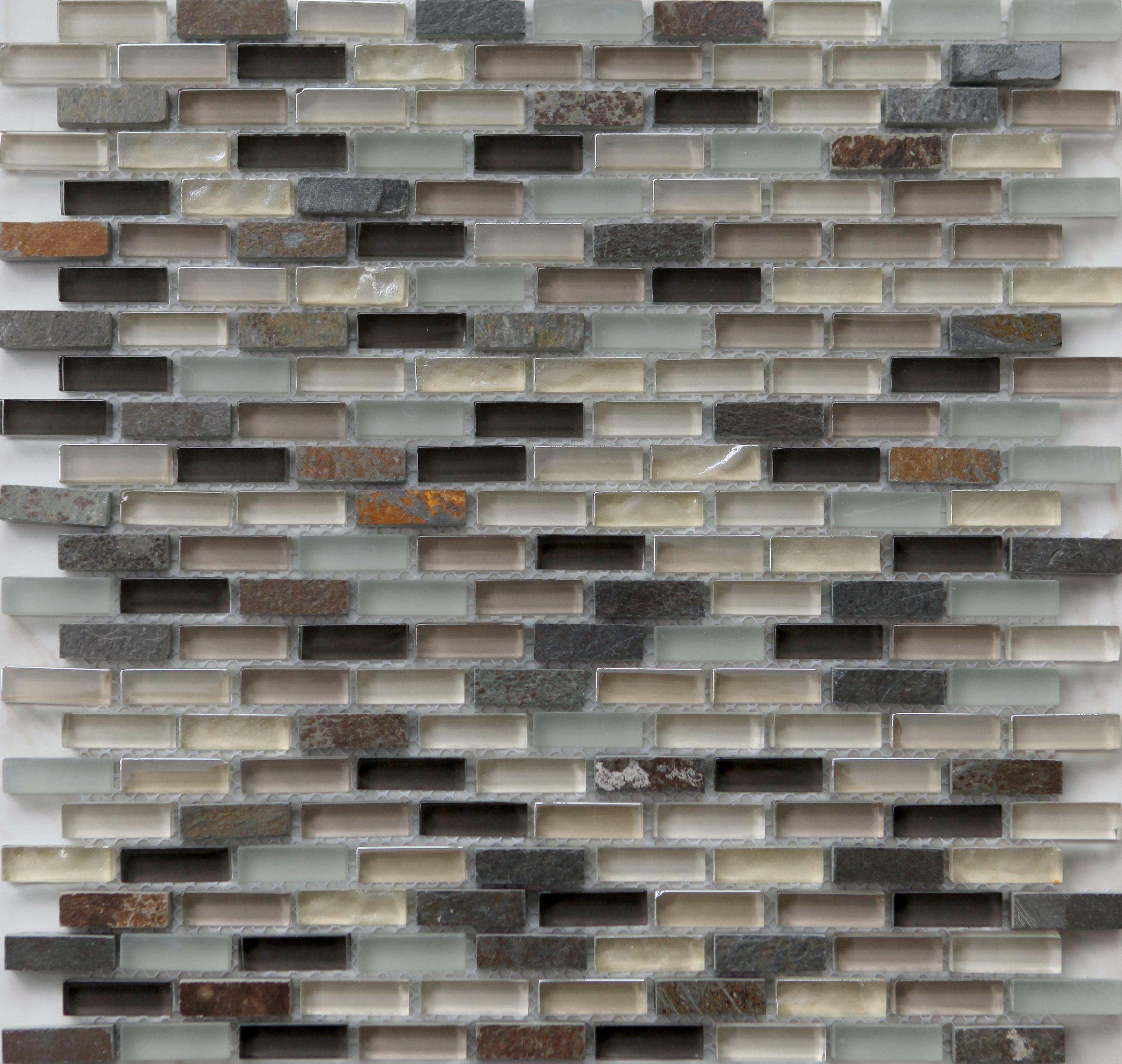 lodi beige glass mosaic tile l 286mm w 286mm. Black Bedroom Furniture Sets. Home Design Ideas